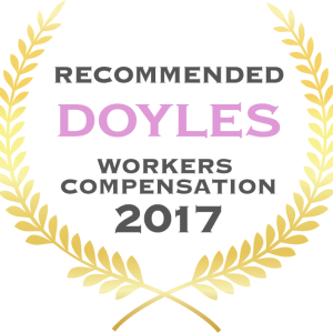 Workers Compensation - Recommended - 2017