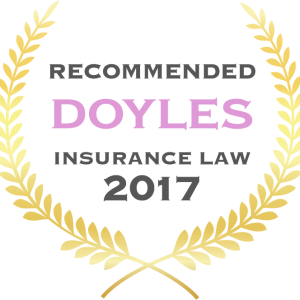 Insurance - Recommended - 2017