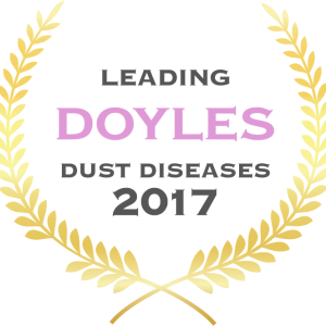Dust Diseases - Leading - 2017