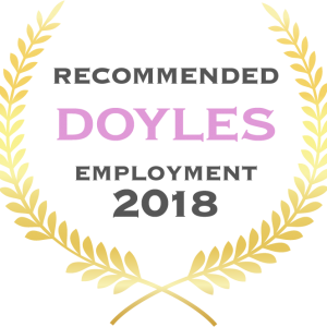 Employment - Recommended - 2018 MB