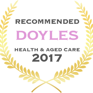 Health & Aged Care - Recommended - 2017 EKL